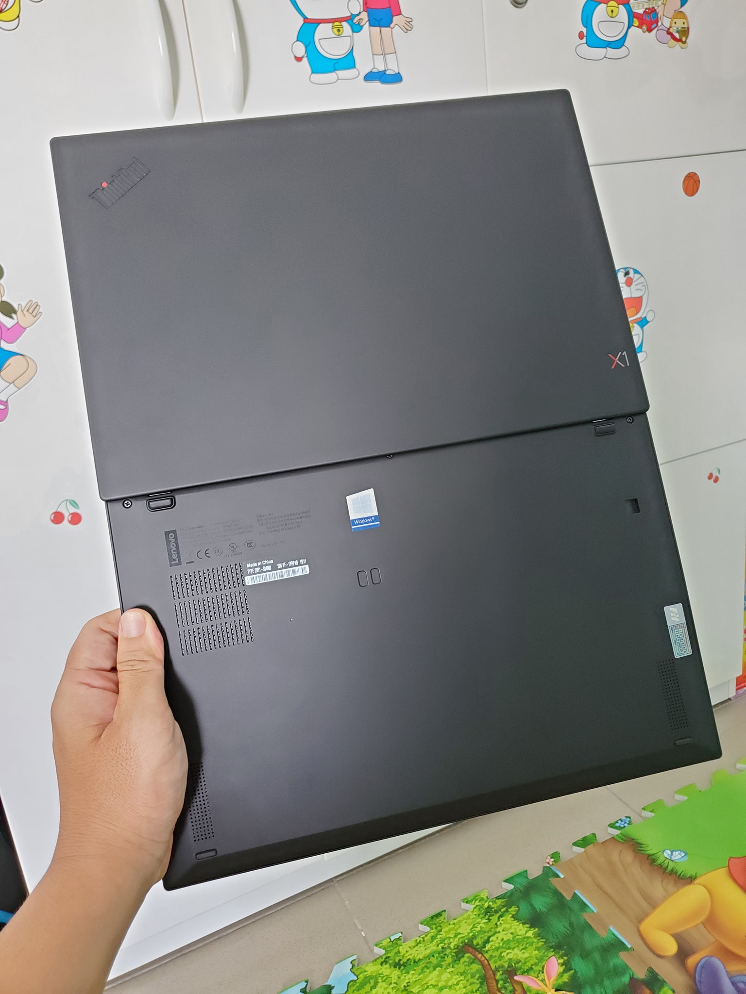 Thinkpad X1 Carbon Gen 7